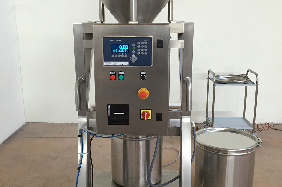 Powder and Tablet Dosing system